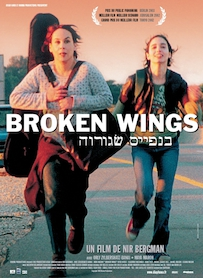 Affiche du film Broken Wings