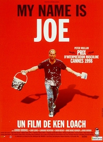 Affiche du film MY NAME IS JOE