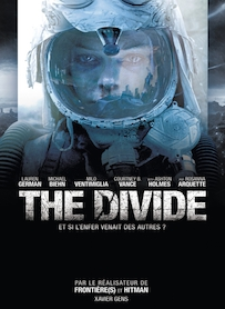 Affiche du film THE DIVIDE
