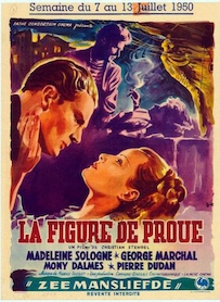 Affiche du film FIGURE DE PROUE