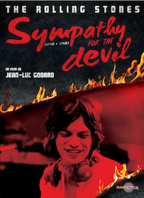 Affiche du film SYMPATHY FOR THE DEVIL (ONE + ONE)