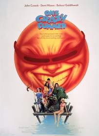Affiche du film ONE CRAZY SUMMER