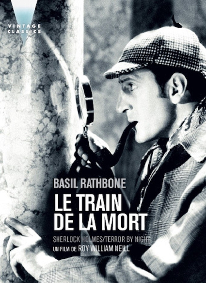 Affiche du film LE TRAIN DE LA MORT