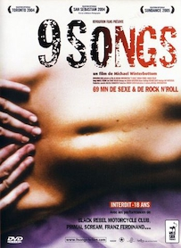 Affiche du film 9 Songs