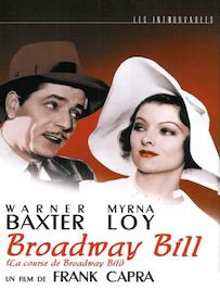 Affiche du film La course de Broadway Bill