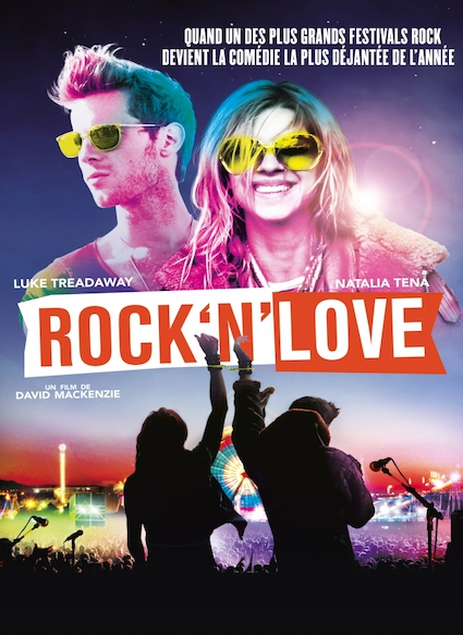 Affiche du film ROCK N LOVE