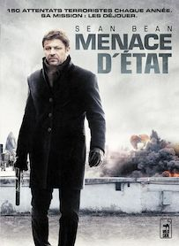 Affiche du film MENACE D ÉTAT