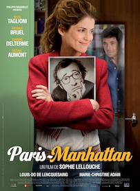 Affiche du film PARIS-MANHATTAN