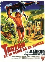 TARZAN ET LA REINE DE LA JUNGLE
