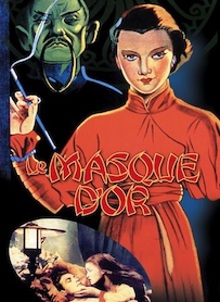 Affiche du film LE MASQUE D OR