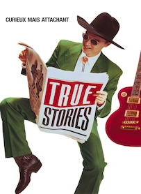 Affiche du film True Stories