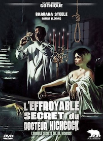 Affiche du film L EFFROYABLE SECRET DU DR HICHCOCK