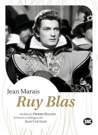Affiche du film Ruy Blas (VERSION RESTAURÉE)