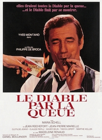 Affiche du film Le diable par la queue