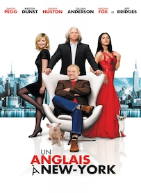 Affiche du film UN ANGLAIS À NEW YORK