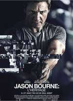 JASON BOURNE : L'HÉRITAGE DE TONY GILROY (THE BOURNE LEGACY, 2012)