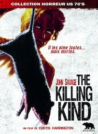 Affiche du film THE KILLING KIND