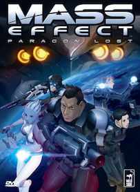 Affiche du film MASS EFFECT