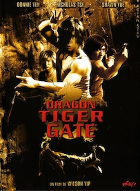 Affiche du film Dragon Tiger Gate