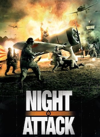 Affiche du film Night Attack