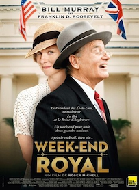Affiche du film WEEK-END ROYAL