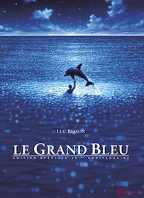 Affiche du film LE GRAND BLEU (VERSION LONGUE)