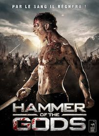 Affiche du film HAMMER OF THE GODS