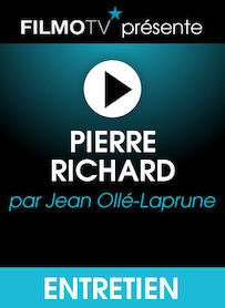 Affiche du film PIERRE RICHARD