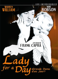 Affiche du film LADY FOR A DAY
