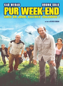 Affiche du film PUR WEEK-END