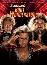 Affiche du film L incroyable Burt Wonderstone
