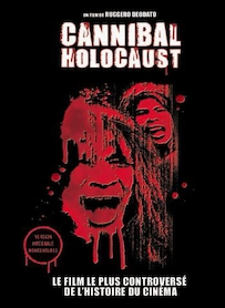 Affiche du film Cannibal Holocaust