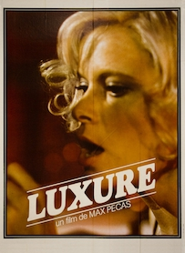 Affiche du film Luxure