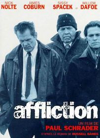 Affiche du film AFFLICTION