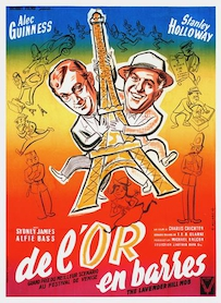 Affiche du film De l or en barres