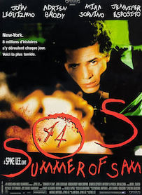 Affiche du film SUMMER OF SAM