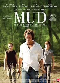 Affiche du film Mud : sur les rives du Mississippi