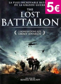 Affiche du film THE LOST BATTALION