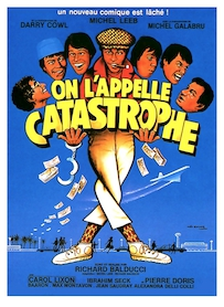 Affiche du film ON L APPELLE CATASTROPHE
