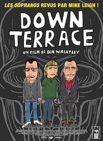 Affiche du film DOWN TERRACE