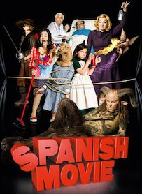 Affiche du film SPANISH MOVIE