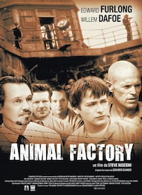 Affiche du film ANIMAL FACTORY