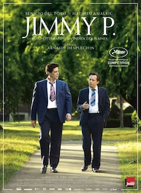 Affiche du film JIMMY P.