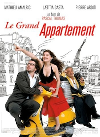 Affiche du film LE GRAND APPARTEMENT