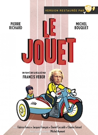Affiche du film LE JOUET (VERSION RESTAURÉE)