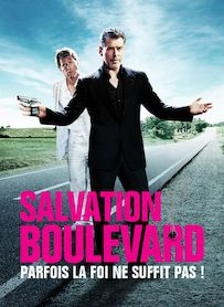 Affiche du film SALVATION BOULEVARD