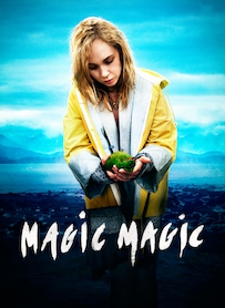 Affiche du film Magic Magic