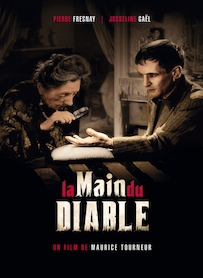 Affiche du film LA MAIN DU DIABLE