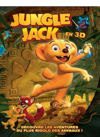 Affiche du film JUNGLE JACK 3