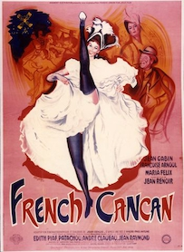Affiche du film FRENCH CANCAN